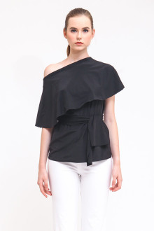 Drea Multiway Top - Black