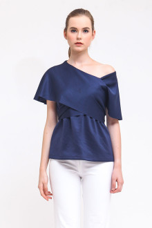 Drea Multiway Top - Navy