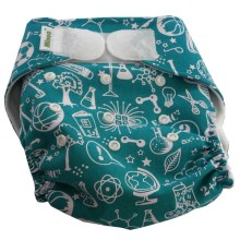 Minoo Cloth Diaper - Back to School