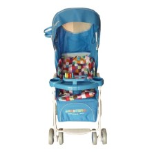 STROLLER CREATIVE BABY COOPER BS208 - LIGHT BLUE