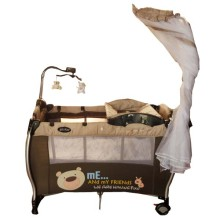 PLIKO BABY BOX MASTERPIECE 1288 LR-BROWN+BEIGE