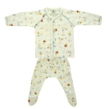 BABYLON  ST K.Pj Rgl+Cln Pjg KK  -perfect weather- size 0-3 month