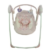 BabyElle Automatic Baby Swing Pink 32007