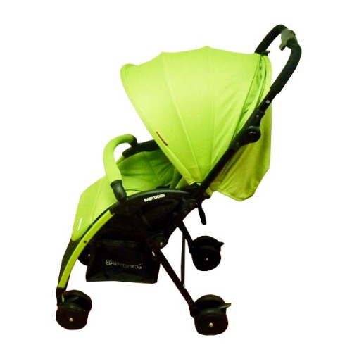 Stroller BabyDoes CH-818 L Easylite - Green