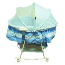 Pliko Baby Bed / Baby Craddle PK 608 AN - Blue