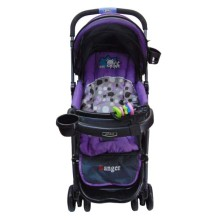 Pliko Stroller S298 New Ranger Purple