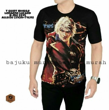 TSHIRT ALUCARD MOBILE LEGENDS 5945