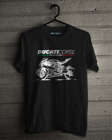 T SHIRT DISTRO MOTOR RACING