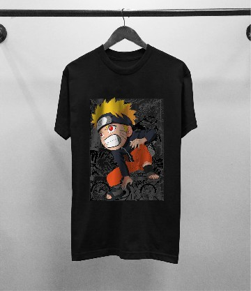 T SHIRT DISTRO ANIME NARUTO