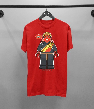T SHIRT DISTRO KARTUN ANIMASI