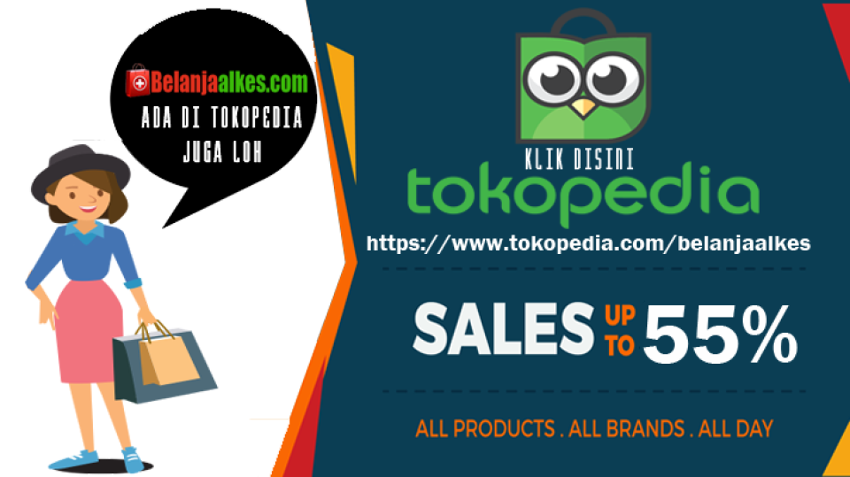 Open Store Tokopedia