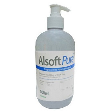 Saraya Alsoft Pure (500 ml)