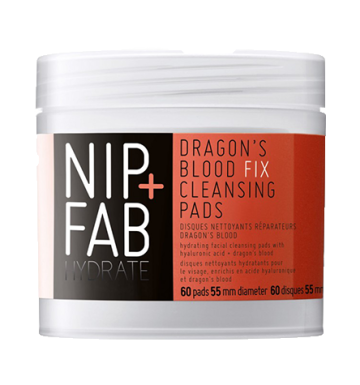 NIP+FAB Dragons Blood Fix Cleansing Pads 60 pack image