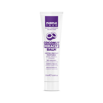 Purple Tree Coconut Miracle Balm (25ml) image