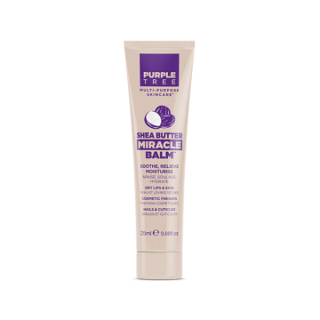 Purple Tree Shea Butter Miracle Balm (25ml) image