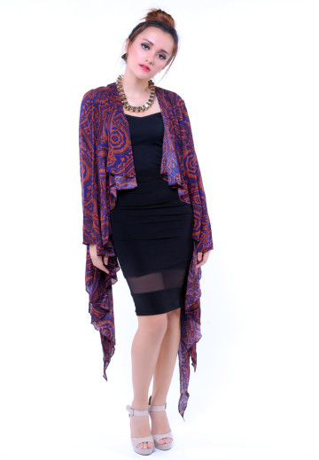 High-Low Boho Cardi image