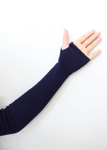 Handsock Thumbhole Navy