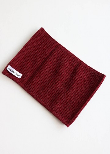 Head Band Plain Maroon
