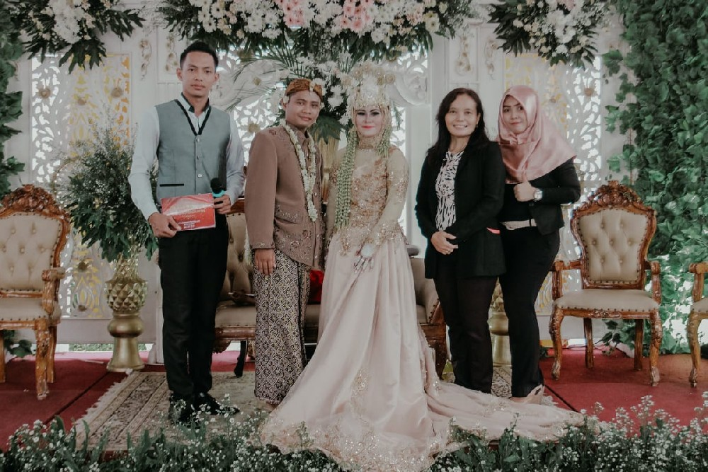 WEDDING JANNAH & EKO 1