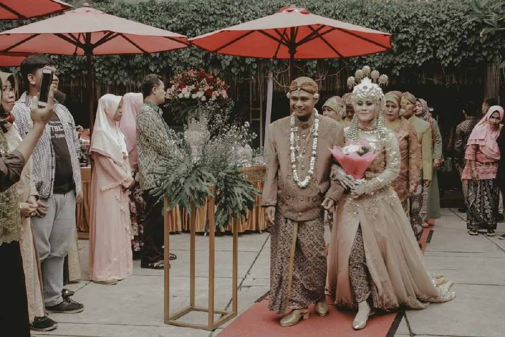 WEDDING JANNAH & EKO 5