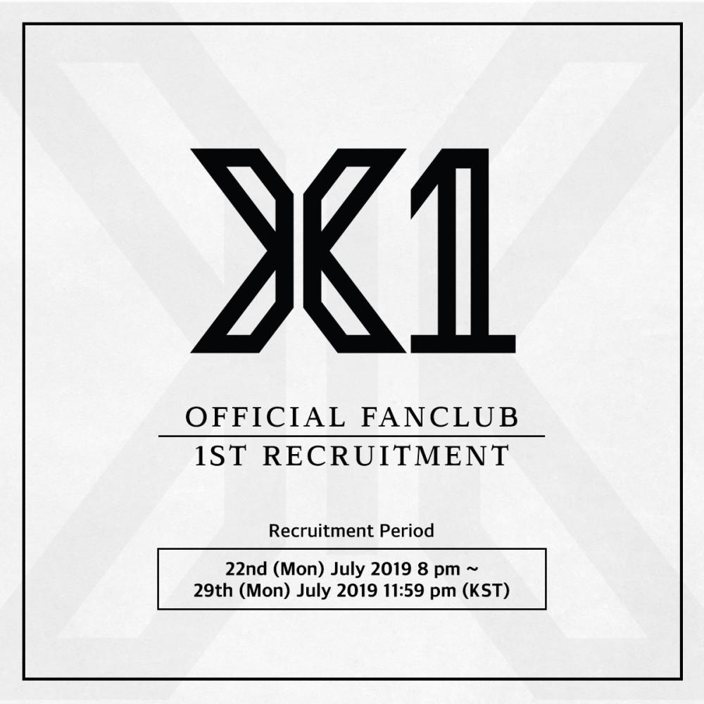 XI 1st OFFICIAL FANCLUB