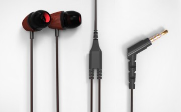 dbE WS10 Rev 3  Wood In Ear Earphone image