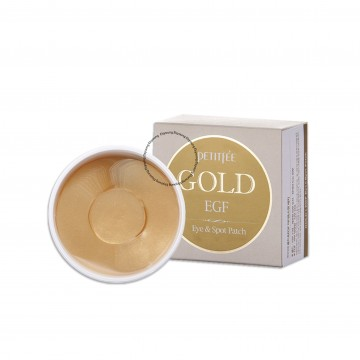 PETITFEE Hydrogel Eye Patch Gold & EGF Eye Spot