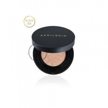 APRIL SKIN Black Case Magic Snow Cushion SPF50 2.0
