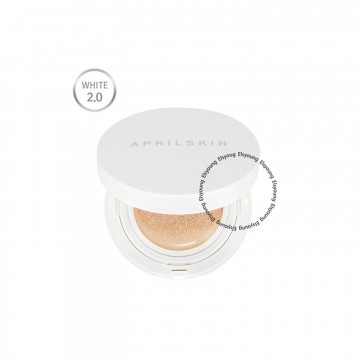 APRIL SKIN White Case Magic Snow Cushion SPF50 2.0