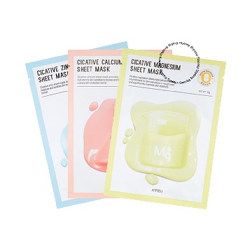 APIEU Cicative Sheet Mask