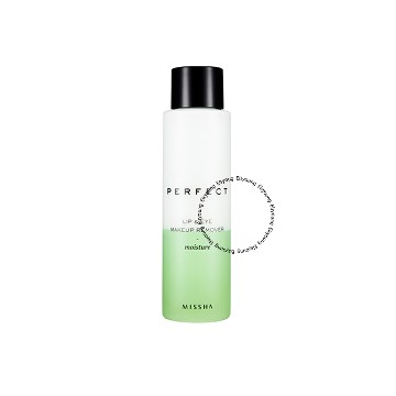 MISSHA Perfect Lip & Eye Make Up Remover - Moisture