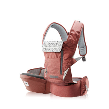 POGNAE NO. 5 PLUS Baby And Hipseat Carrier | Wine image