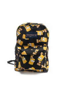 Black Bart Simpson Backpack