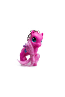 Pink Little Pony Key Chain