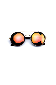 Brown Lennon Bridge Sunglasses