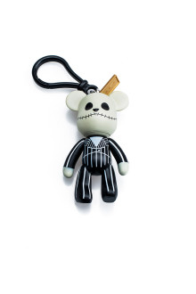 Nightmare Bear Keychain