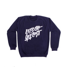 Let's Go GET Lost Sweatshirt