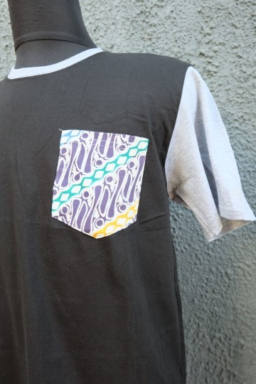 Althaf Pocket Tee Black image