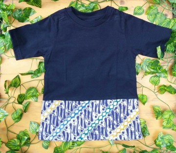 Baby Boy Arka Dark Blue image