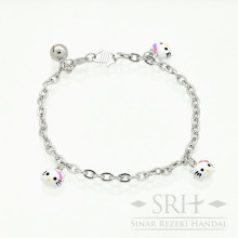 GL00029 Gelang Tangan Anak Hello Kitty