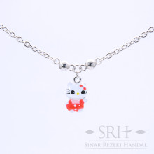 KL00042 Kalung Model Hello Kitty
