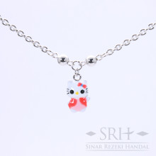 KL00043 Kalung Model Hello Kitty