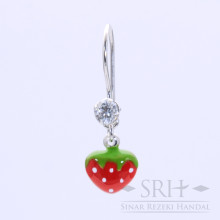 AT00033 Anting Model Stoberi
