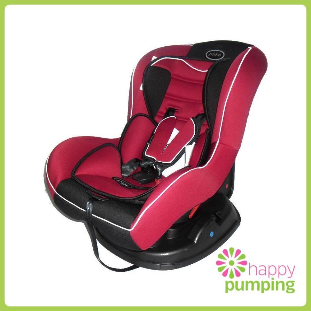 Car Seat Pliko Pk717b Red