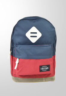 LUGANO T BAG PACK | NAVY RED
