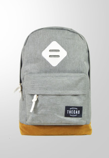 LUGANO O BROWN BAG PACK | GRAY