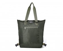Lite Sherman Tote Bag (Moss Green)