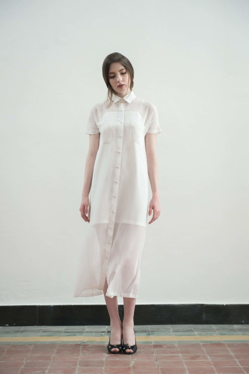 Jolene Shirt Dress