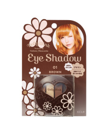 Eyeshadow No. 01 Brown Dolly Wink