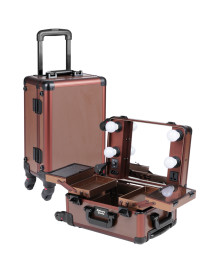 Mini Travelling Make Up Case